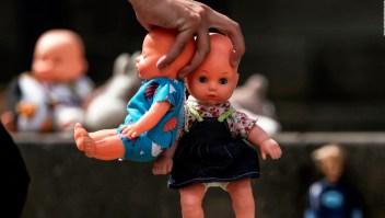 """El """"abominable"""" asesinato de una niña colombiana"""
