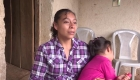 El dolor de Dora, esposa del migrante guatemalteco muerto