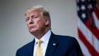 Trump busca cómo obtener información sobre ciudadanía
