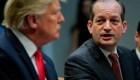 Trump anuncia la renuncia del secretario del Trabajo