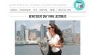 El blog que se volvió un emprendimiento para viajeras