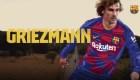 El mensaje de Griezmann por su llegada al Barcelona