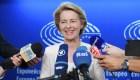 Ursula von der Leyen es la nueva presidenta de la Comisión Europea