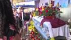 Guatemala recibe los restos de Rudy González
