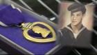 Goodwill devolvió una condecoración militar a la familia de combatiente