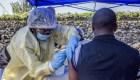 Primer caso de ébola en la ciudad Goma
