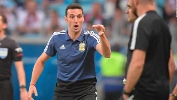 Scaloni sigue al frente de la selección de Argentina