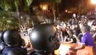 Rosselló condena manifestaciones violentas en Puerto Rico
