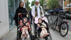 50 horas para separar a siamesas pakistaníes