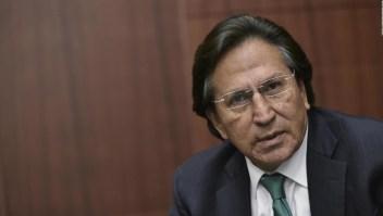 Arrestan al expresidente Alejandro Toledo en EE.UU.