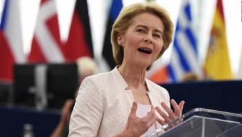 ¿Quién es la nueva presidenta de la Comisión Europea?
