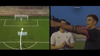 Aprende las mejores fintas de Paulo Dybala