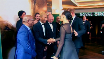 La confesión de Meghan a Pharrell Williams