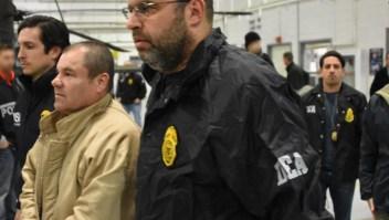 """""""El Chapo"""", a la espera de su sentencia en Nueva York"""