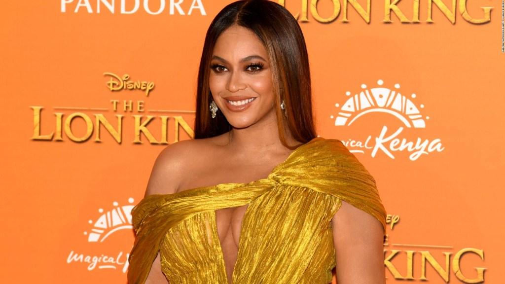 """Beyoncé le pone voz y música a """"The Lion King"""""""