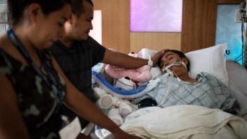 Padre de Heydi Gámez decide donar los órganos de su hija
