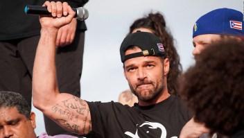 Ricky Martin y Bad Bunny se unen a protestas en Puerto Rico