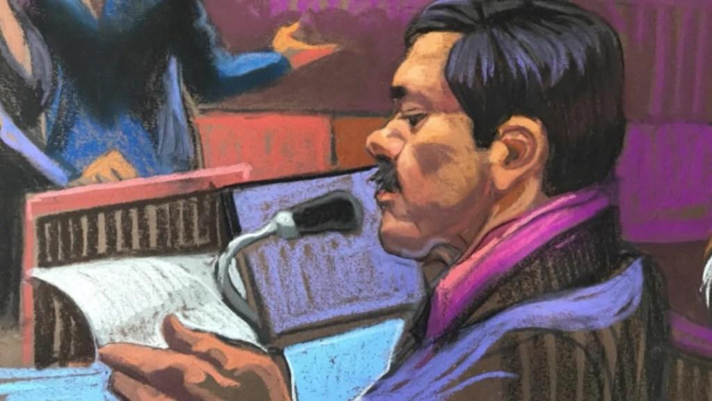 Esquivel: Caso del Chapo, ejemplo del poder de EE.UU.