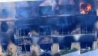 23 muertos tras incendio supuestamente intencional