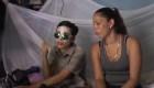 Joven que perdió la vista en protestas pide justicia