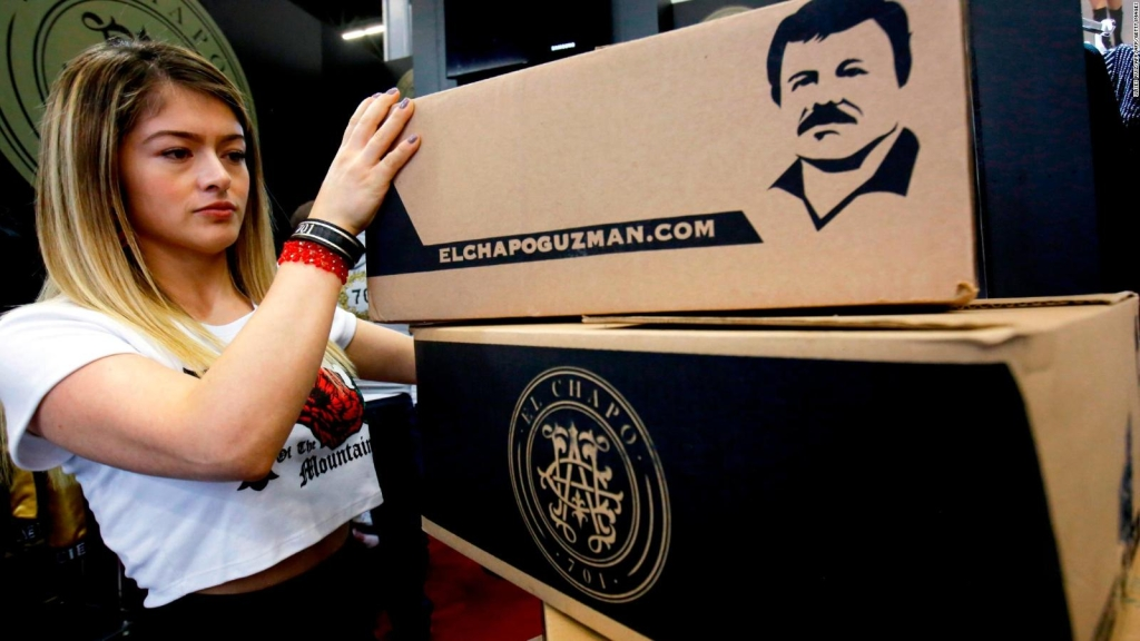 El Chapo 701: la marca de ropa con la imagen del capo