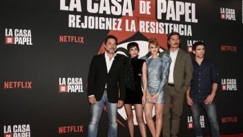 """El esperado regreso de """"La Casa de Papel"""""""