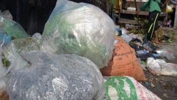 Camboya anuncia devolución de basura