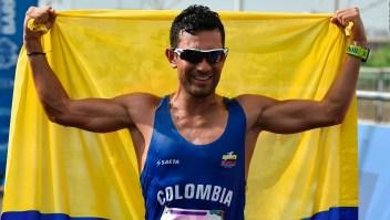 El marchista Eider Arévalo en busca del oro panamericano