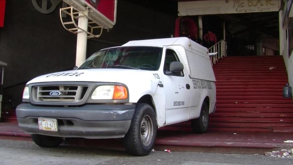 4 muertos por tiroteo en bar de Acapulco
