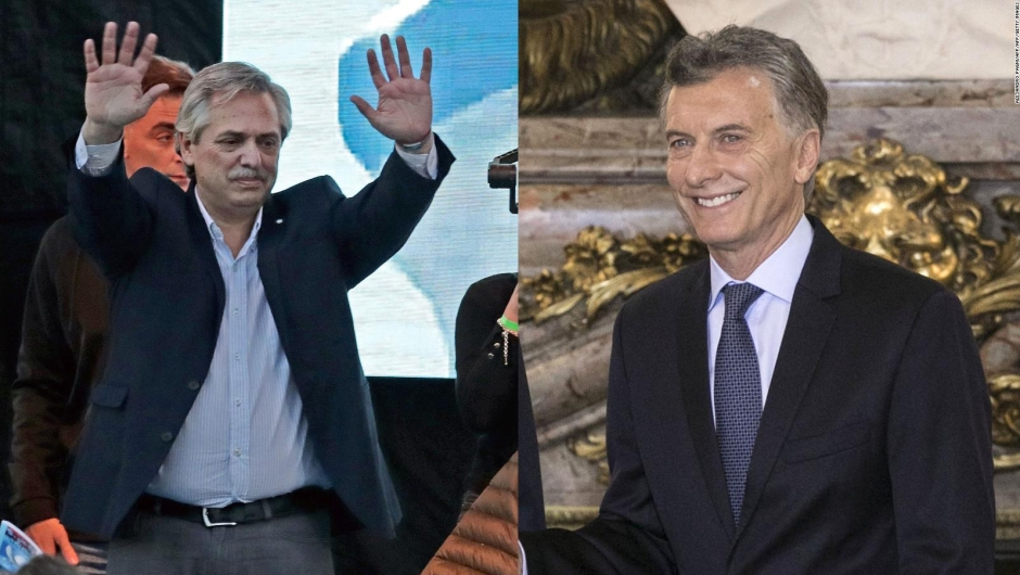 Efectos de la campaña negativa para Macri y Fernández