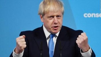 Estas son las prioridades de Boris Johnson