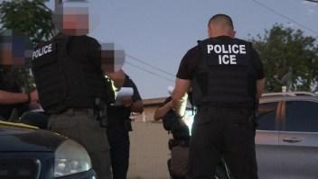 Así es un día de servicio de un agente de ICE