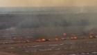 Amenaza ambiental en El Gran Chaco