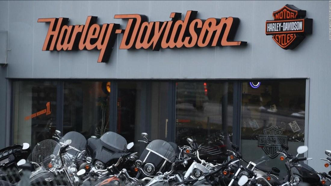 Harley-Davidson: sus ganancias caen más de 19%