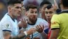 Multa para Messi: esta fue la sanción de Conmebol