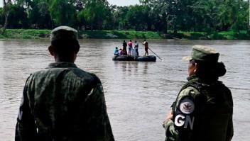 Así impacta al sur de México el acuerdo migratorio con EE.UU.
