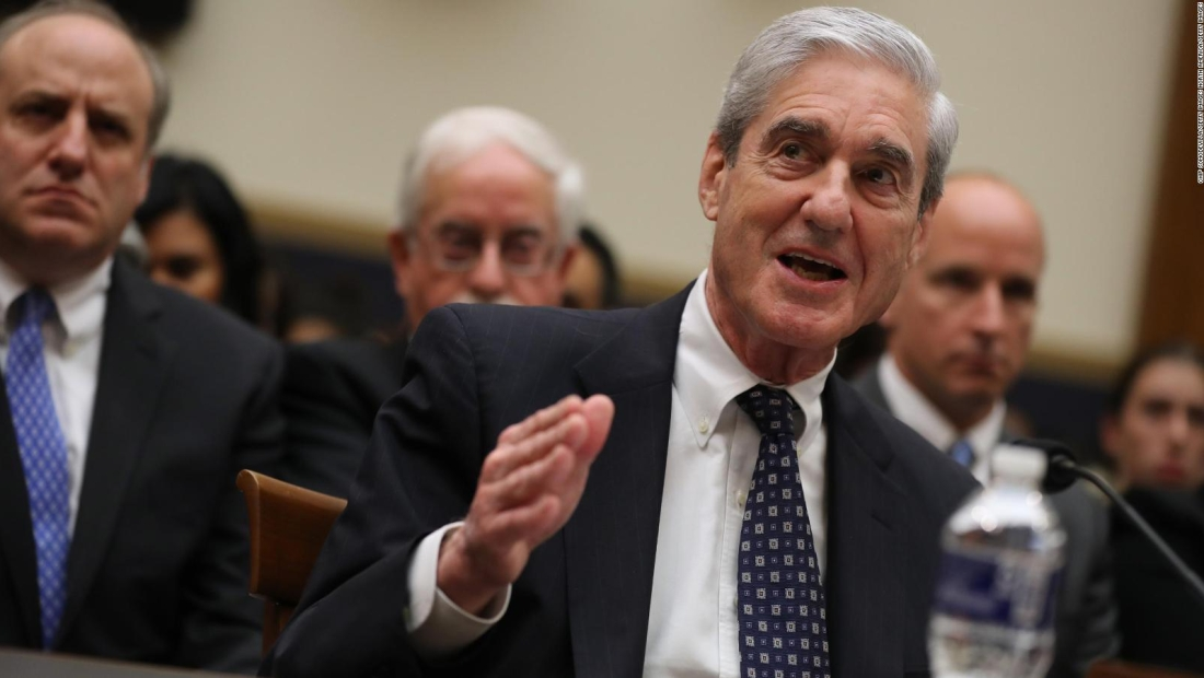 Mueller: No exoneré totalmente al presidente