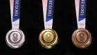Mira las medallas de Tokio 2020