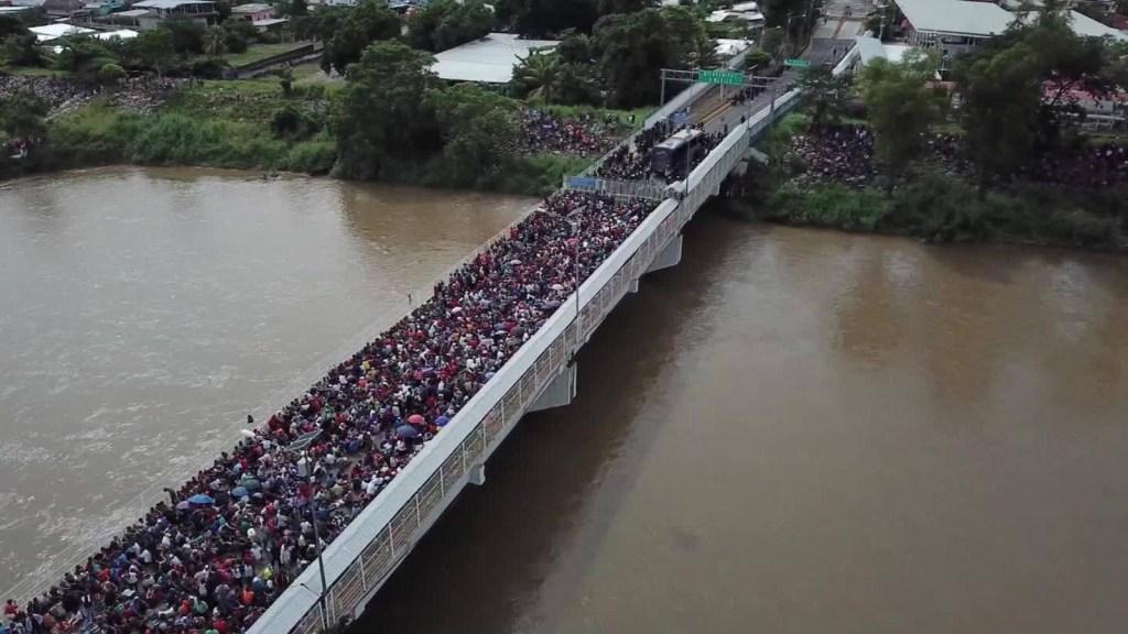 Juez bloquea el nuevo reglamento de asilo de Trump