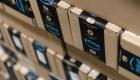 Termina racha de ganancias de Amazon