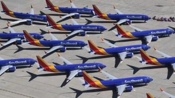Southwest Airlines enfrenta grandes pérdidas por el Boeing 737 Max