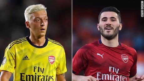Intentan robar a mano armada a estrellas del Arsenal