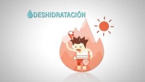 Entérate de los síntomas y consecuencias de la deshidratación