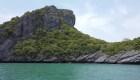 Así es el asombroso Lago Esmeralda de Tailandia