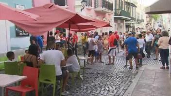 Puerto Rico regresa a la calma tras las protestas