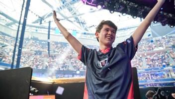 Joven de 16 años gana USD$ 3 millones en campeonato mundial de videojuego