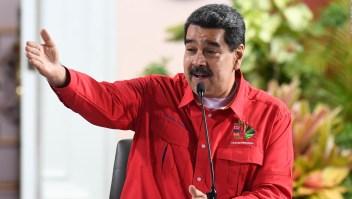 Maduro asegura que Márquez y Santrich son líderes de paz