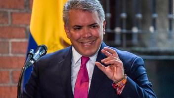 Duque: Santrich está protegido por Maduro