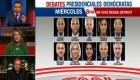 Debate demócrata en CNN: ¿todos contra Biden?
