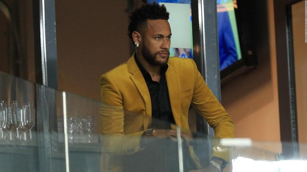 Descartan acusaciones de violación contra Neymar